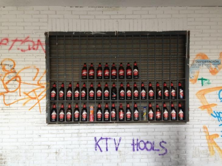 El poder artistico de la cerveza.