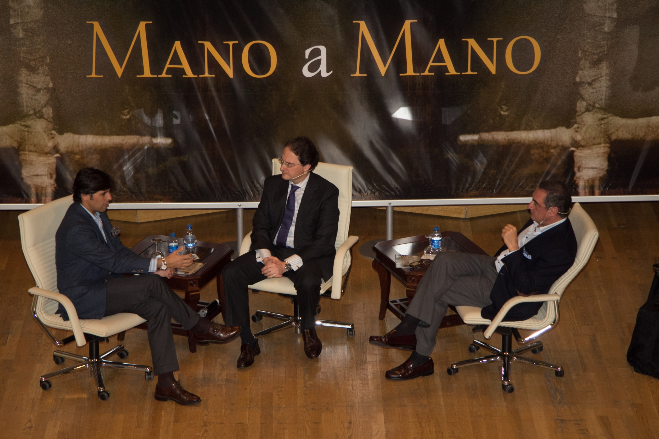 Mano a Mano, Carlos Herrera y Francisco Rivera