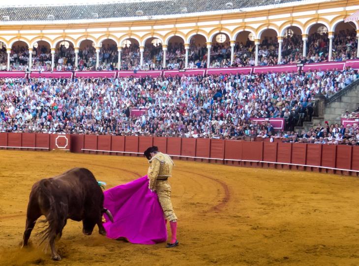Morante y Sevilla.
