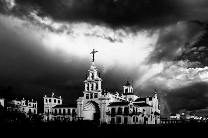 Ermita del Rocio.