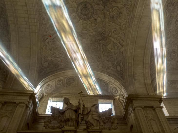 Luz en el Sagrario