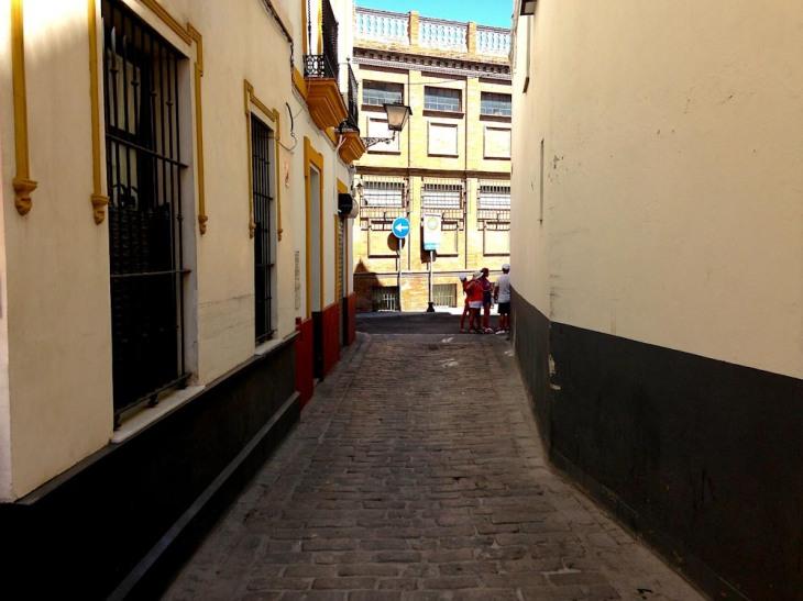 Sevilla, para veranear.