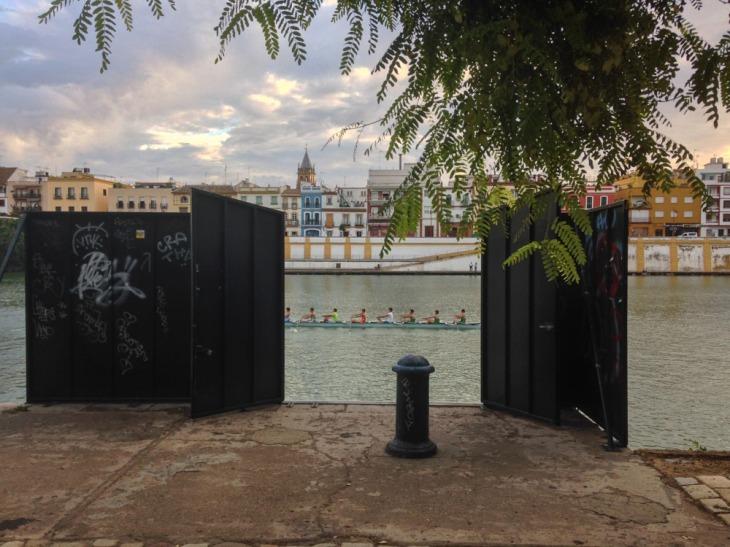 Puertas al rio