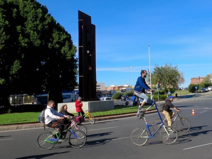 La madre de todas la bicicletas