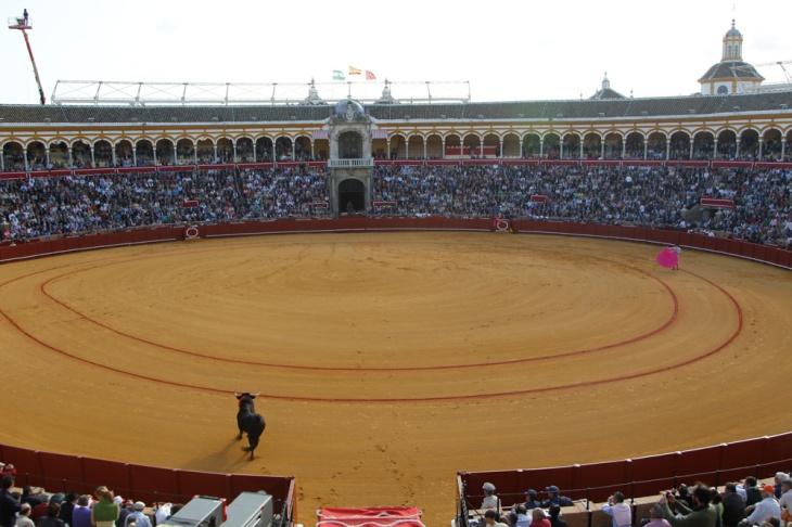Toros en Sevilla